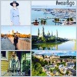 #FelizViernes 👯 3 #destinos y el #look d 3 #blogger para este #findesemana💃✈️http://t.co/ZqwptNPELa✈️💃#moda #viajes http://t.co/OOeZ55wlCi