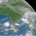 Latest Satellite Image of Nepali Sky (NPT=UTC+5.45) [Auto tweet] #Weather: http://t.co/X1fEYdVqoo #SatImage #Nepal http://t.co/BR8vawjb0d