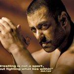 Salman Khans look #Sultan #Eid2016 #YRF http://t.co/GPCFCMxo96