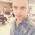 أول شهيد، في #غزة احمد الهرباوي، ٢٠ سنة من النصيرات. #فلسطين_تنتفض http://t.co/tRGQdXlg5M
