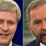 Conservatives and NDP to release their platforms today http://t.co/2EZb1qxLkq http://t.co/jQbA1eIG1s