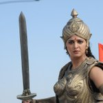 '@SunTV bagged Anushka's #Rudhramadevi satellite rights