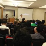 @abinashtripathy shares his thoughts @ #tsparks #Pune http://t.co/pfVZEbsY0w