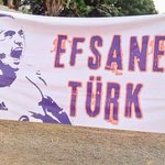 The @OrangeArmyFCPC is in full voice ! @FCPuneCity in action an hour from now ! #PUN #KarPunekar http://t.co/pZY5QNR7px