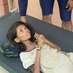 Mirsudiar Aluj, 11, murid SK Pos Tohoi yang ditemui selamat selepas 48 hari hilang. @501Awani http://t.co/JnLB6Kh0Vp