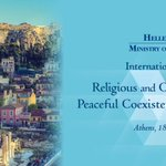 9 days to #Athens Intl Conf.on Religious Coexistence in the Middle East #MidEastCoexist http://t.co/vhVORCrTzL http://t.co/5EXo8LrwiM