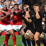 The prematch showdown is the real clash between All Blacks and Tonga http://t.co/SOgZCF82My #RWC2015 http://t.co/ZqxsLSbJBQ