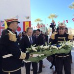 Congrats to National Dialogue Quartet for #NobelPrize. After visit to Tunisia in March I understand & respect choice http://t.co/slJbE5dbOg
