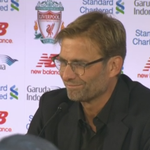 """Q: """"Jose called himself the special one. How would you describe yourself?"""" Klopp: """"Im the normal one"""" #LFC http://t.co/ez0714GDfI"""