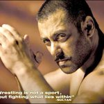 Check out: The First look of @BeingSalmanKhan in @yrf s #Sultan http://t.co/a6nZNyvTmR http://t.co/zye6nUMp2f