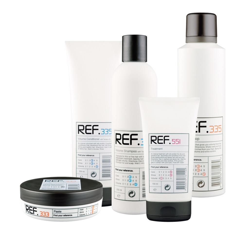 #FreebieFriday We have a great pampering package up for grabs - a Hero Product Hamper from REF Haircare. RT to Win! http://t.co/WVONxDovJc