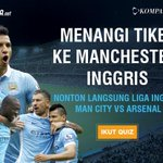 Raih kesempatan nonton match Man. City langsung di Manchester!! Caranya http://t.co/9XnR8shyXW #JuaranyaKeCity http://t.co/8rKMPOLgO8