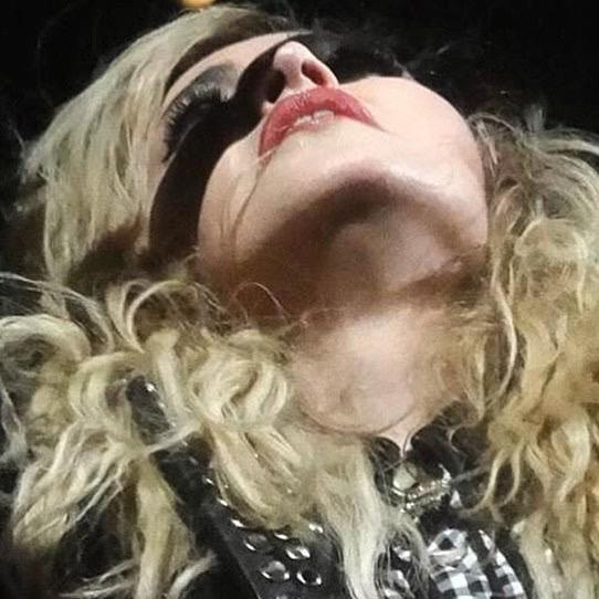You Nose It Twin Cities! ❤️ #rebelheartour http://t.co/B0KwDmDozI