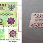 Meterai Tempel Jadi Rp 10.000 pada 2017 http://t.co/KUtASD60z7 http://t.co/QTkxWyewMN