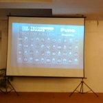 Hey #pune its starting #tsparks #kickoff @YourStoryCo @ezhilanbaskar @amitsubodh 5 #pitches @_techsparks http://t.co/dMiStc4Fgl