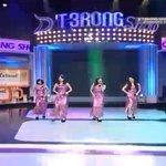 Keren juga ya kalo @officialJKT48 nyanyiin lagu dangdut kayak gini. #DTerongShow http://t.co/PPpBCQ8lBC
