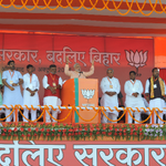 Voters have made up their mind to punish those who ruined Bihar: PM http://t.co/bt97KHfWLH #ParivartanRally http://t.co/nCqQiaskPX