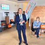 """.@emilianonovelli """"Lanno scorso #S2B è andato in #Spagna, oggi giriamo il mondo in #Expo2015 con 400 imprenditori"""" http://t.co/v2rC6tyVyR"""