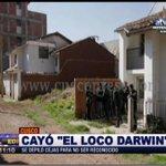 """[#ENVIVO]Capturan a """"El loco Darwin"""" integrante de los """"Malditos de Bayóvar"""" #EdiciónMatinal ►http://t.co/KZSkQUrrz3 http://t.co/JP9biE0Th1"""