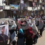 #رصد | جمعة #مصر_اليوم.. تظاهرات معارضة لحكم العسكر، وتضامنًا مع الفلسطينين. http://t.co/UYZCev48Lq http://t.co/M2gTH4mTLd