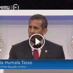 [Video] Pdte #Humala al dar inicio a la Plenaria de la Junta de Gobernadores del BM y el FMI ▶https://t.co/x78QpvNSvu http://t.co/79wFKFOabP