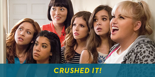Want a chance to win a copy of Pitch Perfect 2 Blu-ray™? Head over to our FB/IG to learn more! #AcaBelieveIt http://t.co/PzO2Ljygt5