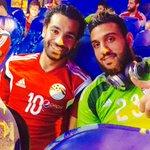 Retweeted Mohamed Salah (@22mosalah):  My best friend 👬⚽️ http://t.co/Aa3Gk7uSWe http://t.co/nivFlzCmck