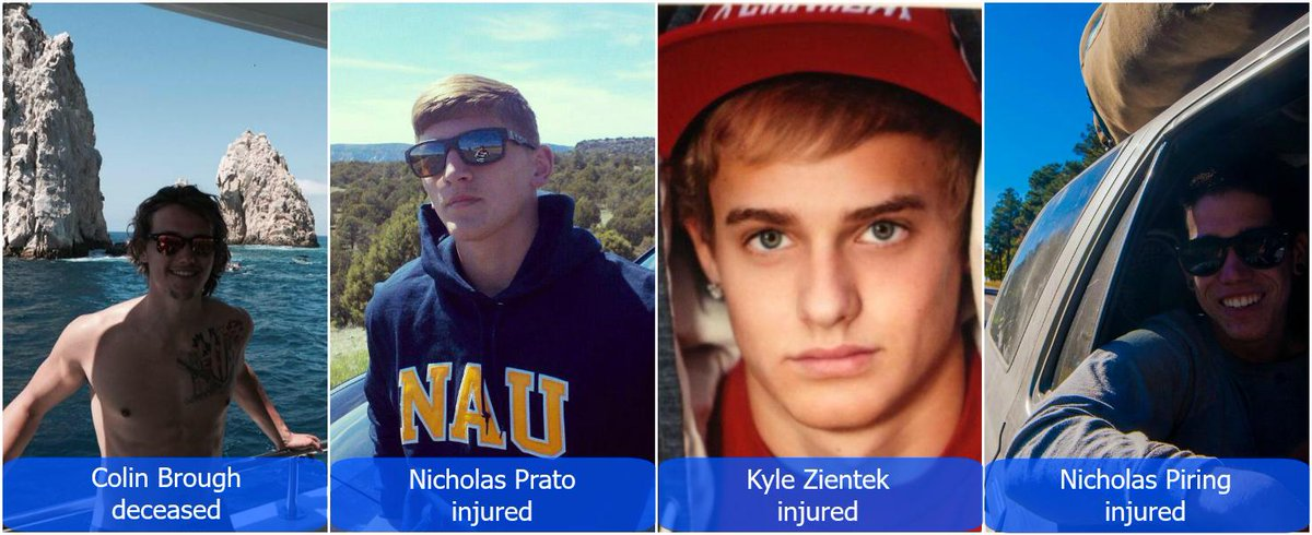 Our thoughts are w/ victims of this morning's shooting at @nau. Updates. http://t.co/919r6CCR0o #NAUStrong