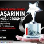 Ey Digitürk, Turkcell, Tivibucular.. bakın da utanın. @BugunTV dün, gün birincisi. NTV, Habertürkü ikiye katlamış! http://t.co/Lb5PWpGHJZ