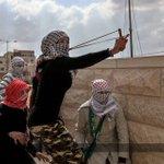 الحراك الفلسطينى ضد الاحتلال يتصاعد ليحيى ذكريات الانتفاضة، الشباب يتحركون رغم التجاهل العربى والتعتيم #فلسطين_تنتفض http://t.co/jsXjAbzJb6