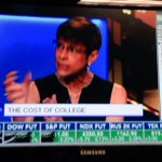 Great way to start the morning: watch #cornellpresident on #BloombergTV http://t.co/QGGJLxXpzp