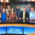 Youll be missed by the #gmc crew @JackLamsonWPDE Good luck in Albany!! @MaddieKirker @kaleylawrimore @LuisQuilesTV http://t.co/kWyLxiePIH