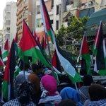 #صور لتظاهرة في بيروت هذه الأثناء نصرة للمسجد الأقصى وتنديداً باعتداءات #الاحتلال. #الانتفاضة_انطلقت http://t.co/yUcGrSO5G7