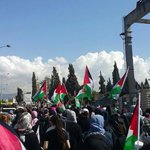 الان من #بيروت... تحية لقدس #فلسطين_المحتلة. http://t.co/tpG5Wjwppu