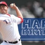 :) @Rangers: #HappyBirthday, @Dutch_Oven45. http://t.co/0oXVdXLPyn