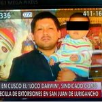[VIDEO] Loco Darwin: en Cusco fue capturado líder de banda de extorsionadores ► http://t.co/IxAGHxhHEY http://t.co/mtrgcKYEN6