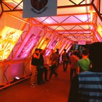 Take a picture with the team at the Carnival ! @FCPuneCity #PUN #KarPunekar http://t.co/smIrkCFvSv