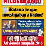 """El semanario de César #Hildebrandt, """"Hildebrandt en sus trece"""", ya está en los quioscos del Perú. http://t.co/ZLfHOz3iVd"""