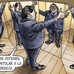 ???????????? No hay duda q nuestros caricaturistas políticos tienen las precisas???? La carlincatura del día vía @larepublica_pe http://t.co/OZonXzhS4t