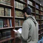 Siria: Crean una biblioteca escondida en una cueva para salvar los libros de la guerra http://t.co/3XGspaODZT http://t.co/AXa9QWhqth
