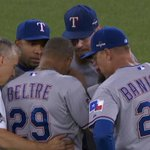 Rangers say Adrian Beltre is not in todays lineup, Alberto takes his spot. #4TheRangers http://t.co/nWULtq0LX1
