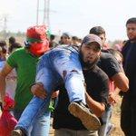حصيلة الاحداث الميدانية في قطاع #غزة حتى اللحظة 5 شهداء و 35 اصابة بجراحات مختلفة #الانتفاضه_انطلقت http://t.co/kCScMl2CiL