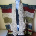 Plus size Multicolored Knit sweater coat with pockets, cardigan, po… https://t.co/SkMUAlbUVh #boho, #crochet #Poncho http://t.co/04EFgD70De