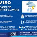 ¡Tome sus precauciones, evite accidentes! #NuevoLaredo #Tamaulipas #LaCiudadDelCambio http://t.co/3qjyKhhgI2