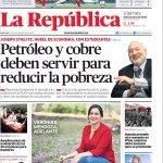 #Portadasdeldía: Verónika Mendoza lidera la votación de elecciones internas del Frente Amplio http://t.co/lq5T6IgL2v http://t.co/vFpfdV0jzw