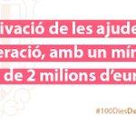 Un mínimo de 2 millones de euros para cooperación al desarrollo #100DiesDeCanvi http://t.co/YbrHDx2LSS