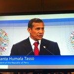Humala destaca la política de #inclusiónsocial en el Perú #Lima2015 http://t.co/HmWo25vJi1