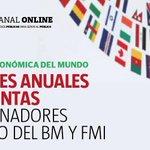 No te pierdas nuestra transmisión en vivo desde la Junta del GBM y FMI #Lima2015 http://t.co/OSWAbOPIPB