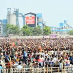 Some glimpses from the rallies in Sasaram & Aurangabad. http://t.co/Ya2qZZoltF
