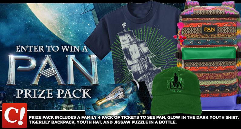 Its time for a giveaway! RT to win #PanMovie #Swag ... and have an awesome Friday! http://t.co/GwcI73TYHx